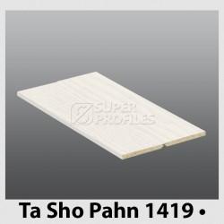 تاشو 7.1 سانت 3 میل به رنگ  سفید صدفی 1419