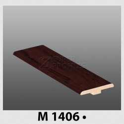 میانه 4.4 سانت 8 میل به رنگ  ماهگونی 1406