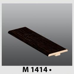 میانه 4.4 سانت 8 میل به رنگ  ونگه 1414