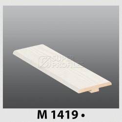 میانه 4.4 سانت 8 میل به رنگ  سفید صدفی 1419