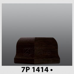 قرنیز کد ( CODE:7P ) به رنگ  ونگه 1414