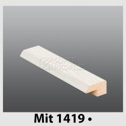 میت 3.2 سانت 16 میل به رنگ  سفید صدفی 1419