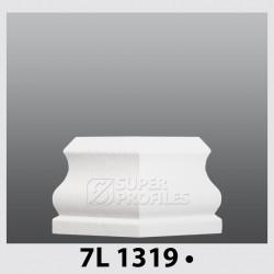 قرنیز کد ( CODE:7L )  به رنگ  سفید سوزنی 1319