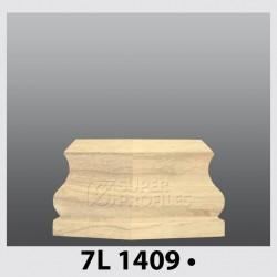 قرنیز کد ( CODE:7L ) به رنگ  افرا 1409