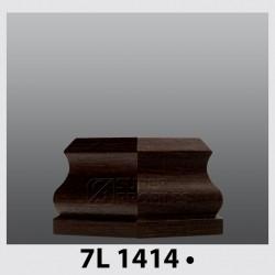 قرنیز کد ( CODE:7L ) به رنگ  ونگه 1414