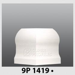 قرنیز کد ( CODE:9P ) به رنگ  سفید صدفی 1419
