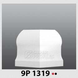 قرنیز کد ( CODE:9P ) به رنگ سفید سوزنی