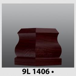قرنیز کد ( CODE:9L ) به رنگ  ماهگونی 1406