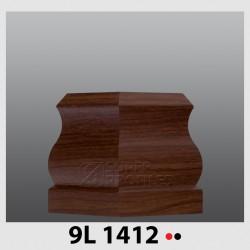 قرنیز کد ( CODE:9L ) به رنگ  گردویی 1412