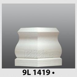 قرنیز کد ( CODE:9L ) به رنگ  سفید صدفی 1419