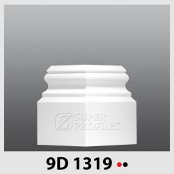 قرنیز کد ( CODE:9D )  به رنگ سفید سوزنی