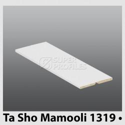 تاشو 4.6 سانت 4 میل به رنگ سفید سوزنی 1319