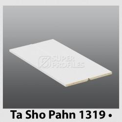 تاشو 7.1 سانت 3 میل به رنگ سفید سوزنی 1319