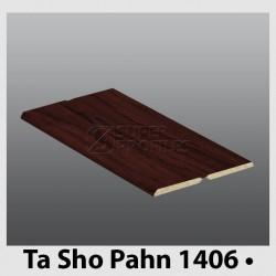 تاشو 7.1 سانت 3 میل به رنگ ماهگونی 1406