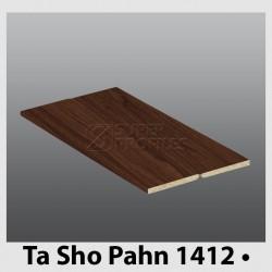تاشو 7.1 سانت 3 میل به رنگ  گردویی 1412